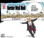 Steve Artley  Steve Artley's Editorial Cartoons 2019-01-27 immigration