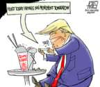 Steve Artley  Steve Artley's Editorial Cartoons 2019-08-19 Donald Trump Republicans
