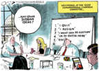 Jack Ohman  Jack Ohman's Editorial Cartoons 2018-01-12 Congress