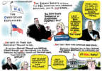 Jack Ohman  Jack Ohman's Editorial Cartoons 2018-02-01 country