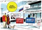Jack Ohman  Jack Ohman's Editorial Cartoons 2018-02-22 2016 election