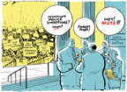 Jack Ohman  Jack Ohman's Editorial Cartoons 2018-04-02 Jeff Sessions