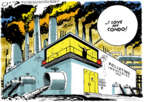 Jack Ohman  Jack Ohman's Editorial Cartoons 2018-04-05 Scott Pruitt
