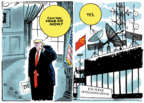 Jack Ohman  Jack Ohman's Editorial Cartoons 2018-05-18 conflict of interest