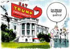Jack Ohman  Jack Ohman's Editorial Cartoons 2018-06-26 Donald Trump