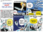 Jack Ohman  Jack Ohman's Editorial Cartoons 2018-07-15 editorial
