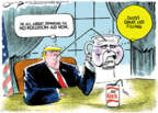 Jack Ohman  Jack Ohman's Editorial Cartoons 2018-08-01 FBI