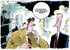 Jack Ohman  Jack Ohman's Editorial Cartoons 2018-12-05 Lyndon Baines Johnson