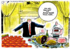 Jack Ohman  Jack Ohman's Editorial Cartoons 2019-01-18 government shutdown