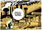 Jack Ohman  Jack Ohman's Editorial Cartoons 2019-02-08 policy