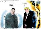 Jack Ohman  Jack Ohman's Editorial Cartoons 2019-02-28 North Korea Nuclear