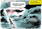 Jack Ohman  Jack Ohman's Editorial Cartoons 2019-03-11 American flag