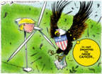Jack Ohman  Jack Ohman's Editorial Cartoons 2019-04-05 democracy