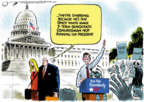 Jack Ohman  Jack Ohman's Editorial Cartoons 2019-04-24 2020 election