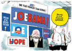 Jack Ohman  Jack Ohman's Editorial Cartoons 2019-04-30 2020 election