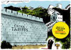 Jack Ohman  Jack Ohman's Editorial Cartoons 2019-05-14 tariff