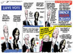 Jack Ohman  Jack Ohman's Editorial Cartoons 2019-07-28 democratic