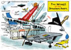 Jack Ohman  Jack Ohman's Editorial Cartoons 2019-08-01 democratic