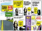Jack Ohman  Jack Ohman's Editorial Cartoons 2019-08-11 democratic