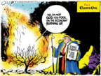 Jack Ohman  Jack Ohman's Editorial Cartoons 2019-08-23 tariff
