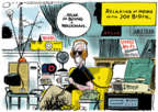 Jack Ohman  Jack Ohman's Editorial Cartoons 2019-09-17 democratic