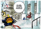 Jack Ohman  Jack Ohman's Editorial Cartoons 2019-09-24 democratic