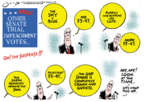 Jack Ohman  Jack Ohman's Editorial Cartoons 2020-01-23 Donald