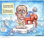 Matt Wuerker  Matt Wuerker's Editorial Cartoons 2008-07-31 corruption