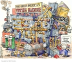 Matt Wuerker  Matt Wuerker's Editorial Cartoons 2008-10-31 2008 election