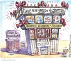 Matt Wuerker  Matt Wuerker's Editorial Cartoons 2009-05-06 coverage