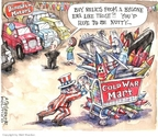 Matt Wuerker  Matt Wuerker's Editorial Cartoons 2009-05-11 United States
