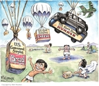 Matt Wuerker  Matt Wuerker's Editorial Cartoons 2009-06-03 United States