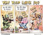 Matt Wuerker  Matt Wuerker's Editorial Cartoons 2010-06-16 Gaza