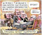 Matt Wuerker  Matt Wuerker's Editorial Cartoons 2010-07-06 Declaration of Independence
