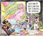 Matt Wuerker  Matt Wuerker's Editorial Cartoons 2010-07-29 Iran