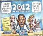 Matt Wuerker  Matt Wuerker's Editorial Cartoons 2011-04-07 climate change
