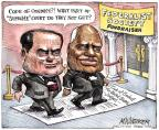 Matt Wuerker  Matt Wuerker's Editorial Cartoons 2011-11-15 Supreme Court