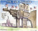 Matt Wuerker  Matt Wuerker's Editorial Cartoons 2012-07-30 weaponry