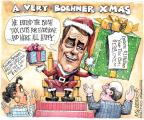 Matt Wuerker  Matt Wuerker's Editorial Cartoons 2012-12-24 $1,000