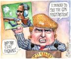 Matt Wuerker  Matt Wuerker's Editorial Cartoons 2013-02-05 Donald Trump