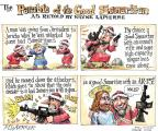 Matt Wuerker  Matt Wuerker's Editorial Cartoons 2013-02-08 man