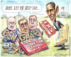 Matt Wuerker  Matt Wuerker's Editorial Cartoons 2013-05-21 ap