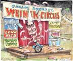 Matt Wuerker  Matt Wuerker's Editorial Cartoons 2013-07-25 distraction