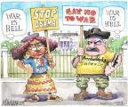 Matt Wuerker  Matt Wuerker's Editorial Cartoons 2013-09-18 Syria