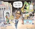 Matt Wuerker  Matt Wuerker's Editorial Cartoons 2013-10-22 shutdown