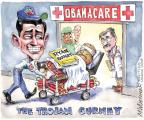 Matt Wuerker  Matt Wuerker's Editorial Cartoons 2013-04-15 Paul Ryan