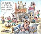 Matt Wuerker  Matt Wuerker's Editorial Cartoons 2013-11-21 shutdown