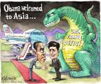 Matt Wuerker  Matt Wuerker's Editorial Cartoons 2014-04-24 diplomacy