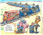 Matt Wuerker  Matt Wuerker's Editorial Cartoons 2014-11-14 shutdown