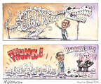 Matt Wuerker  Matt Wuerker's Editorial Cartoons 2014-12-22 trade